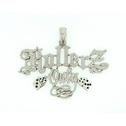 Collerz Only micro pave...