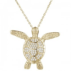 Sea Turtle Full Pave...